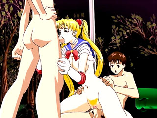 movie Sailor Moon gets banged in her tight asshole best hentai TGP