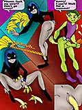 Titans sex grocery totally spies sex