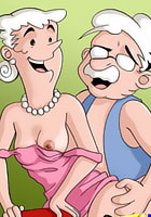 cartoon porn New Dagwood Bumstead And his sexy wife Blondie action