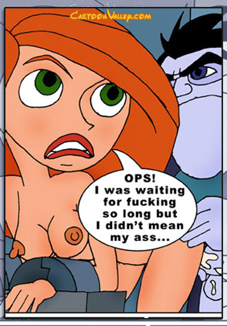 Kim possible sucking dick