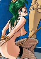 a Chained hentai deepthroat toon sex toon pics