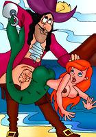drawn Areil Mermaid first sex experience cartoon