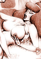Winx Retro porn artworks with a Scooby Doo Club nude