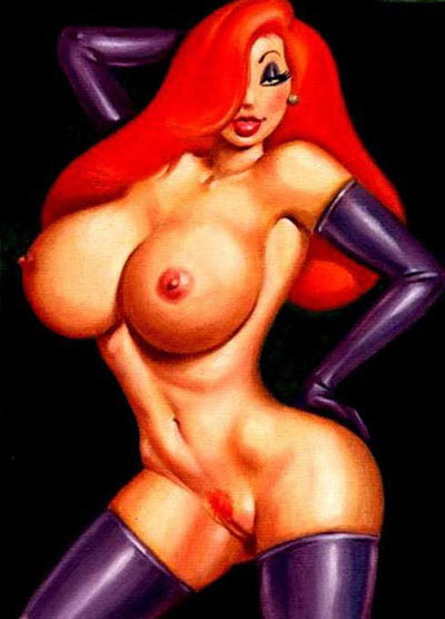 Jessica Rabbit Nude Videos 20