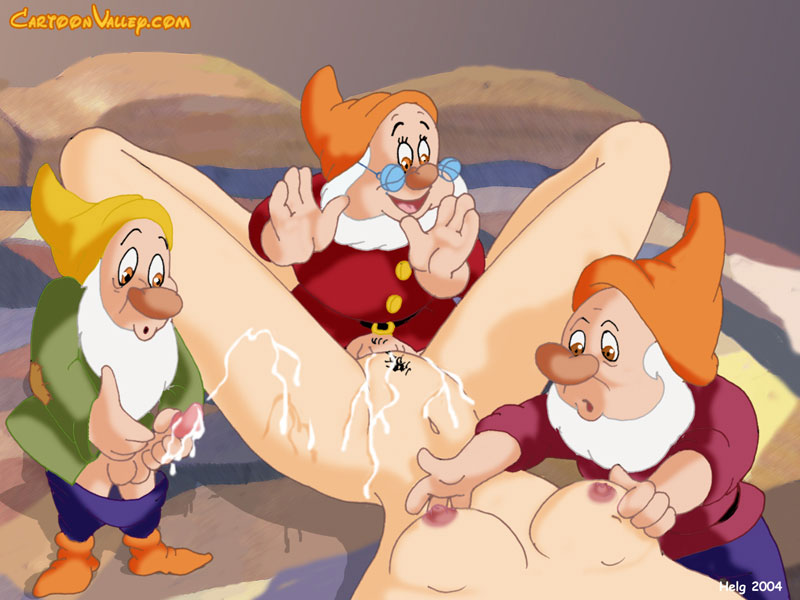 Apologise, Snow white and the seven dwarves porno
