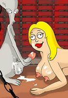 Lisa Simposn Family Guy hardly fucking with alien sex